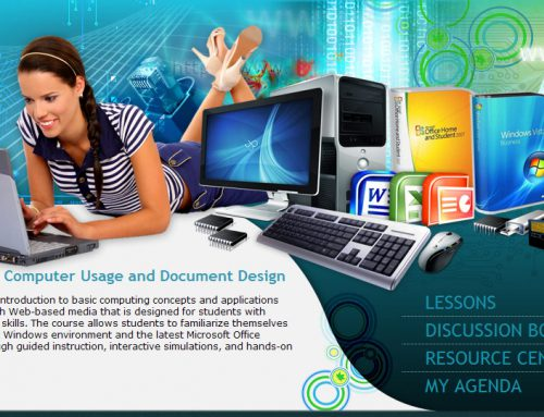 Introduction to Computer Usage and Document Design