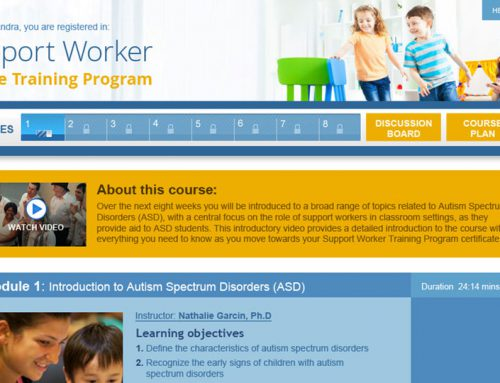 Miriam Foundation – Support Worker Training Program